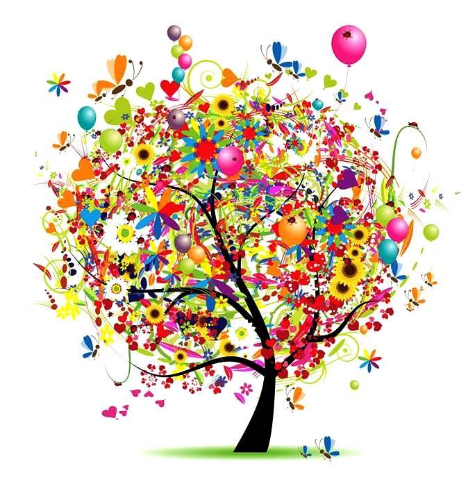 Baum Geburtstag